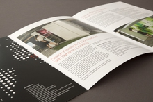 Example of full colour brochure printing in Sydney by Pictura Creative