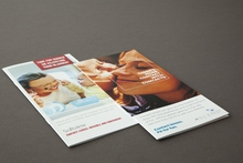 Example of health care product brochure printing in Camperdown by Pictura Creative