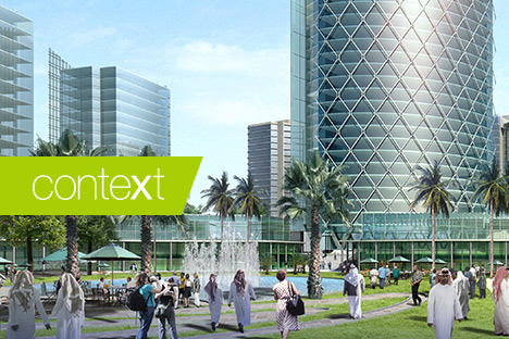 Context Landscape Architects -  Web Design