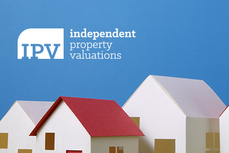 Independent Property Valuations -  Logo Design