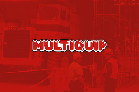Multiquip -  Website Design