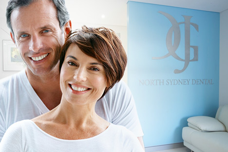 North Sydney Dental -  Creative Website Design